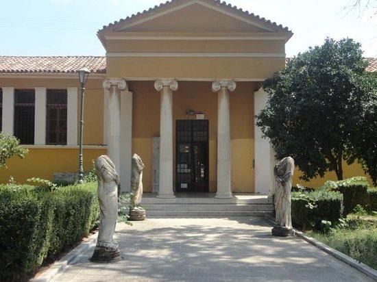 Hotel Sparta Inn: Archaeological Museum