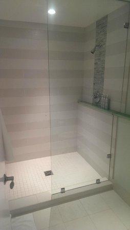 Casa Madrona Hotel and Spa: Shower Area