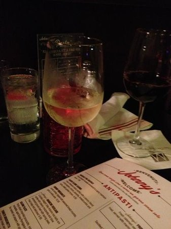 Johnny's: drinks
