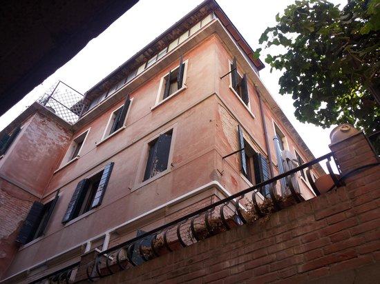 Locanda Ca' Foscari: Hotel