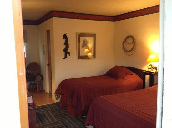 Heppner, OR: room interior