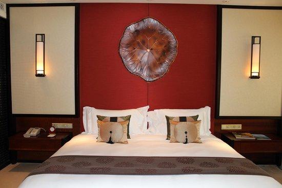 Banyan Tree Macau : ベッドルーム