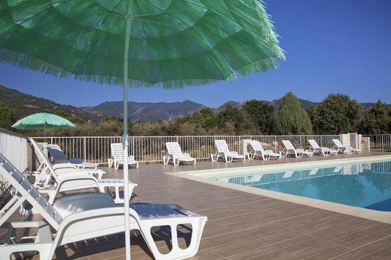 Residence Riviera : piscine
