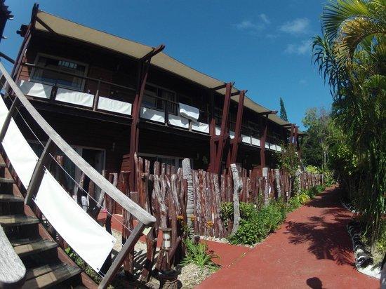 Hotel Kou-Bugny: L'hôtel