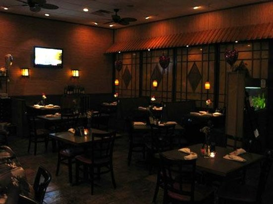 Shogun Japanese Grill & Sushi Bar: dining room