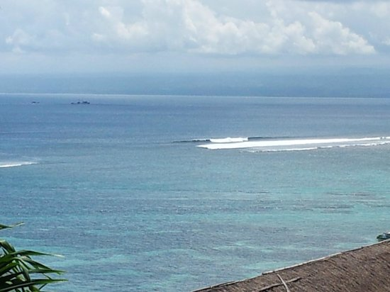 Lembongan Reef Bungalow: beautiful outlook