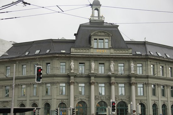 Hotel Waldstätterhof: station