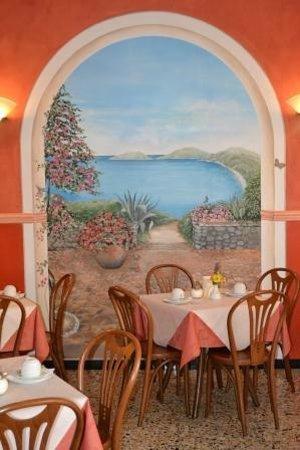 Hotel Calypso: Lovely breakfast, nice cuppacinos!