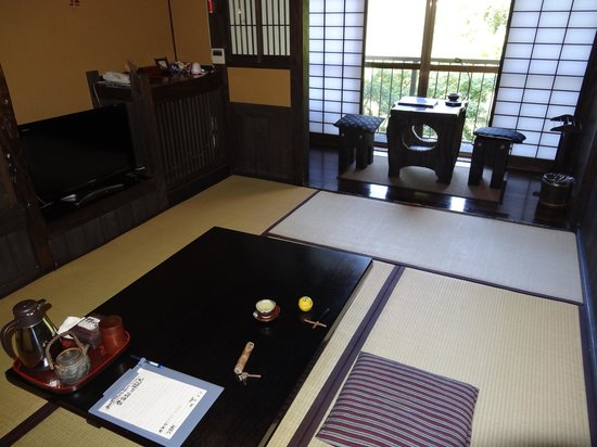 Fukumotoya : 客室