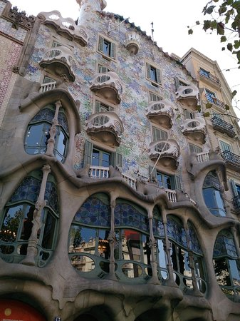 Aspasios Rambla Catalunya Suites: casa batllo
