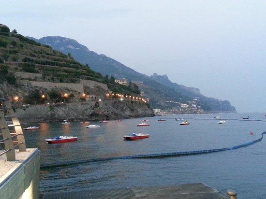 هوتل فيلا رومانا: Medelhavet :-)