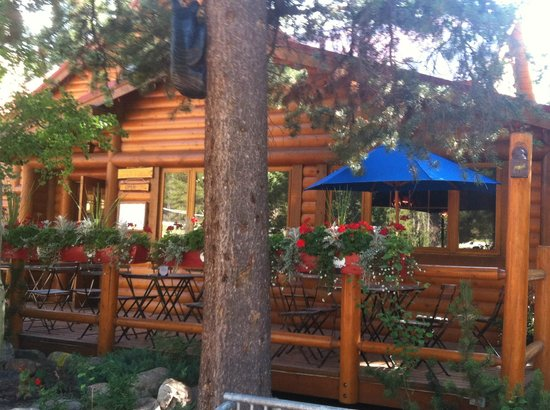 Baker Creek Bistro: Charming Cozy Baker Creek