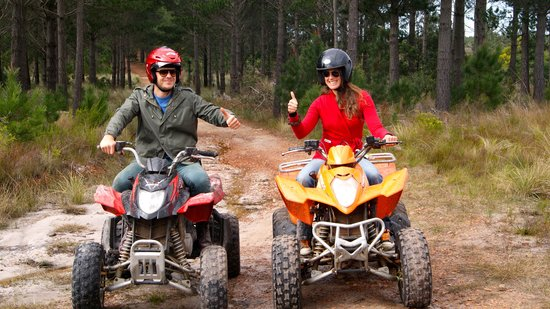 Nature Discovery Tours: 3,5 hours Quad Biking