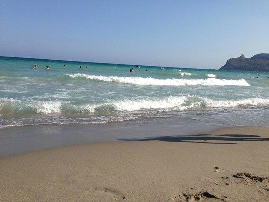 Hotel Italia: море