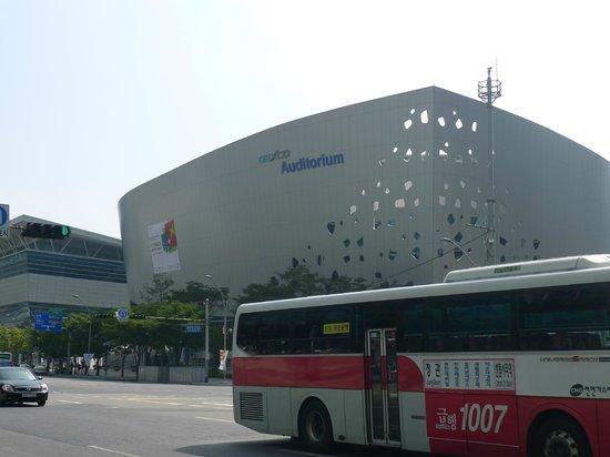 BEXCO (Busan Exhibition & Convention Center): BEXCO Auditorium