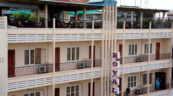 The Royal Roof Terrace Café