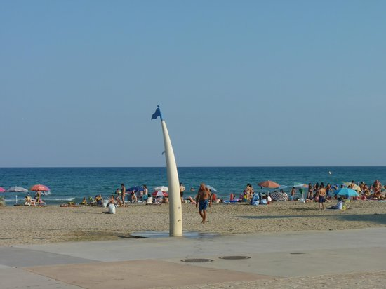 Playa de la Pineda: La Pineda Beach