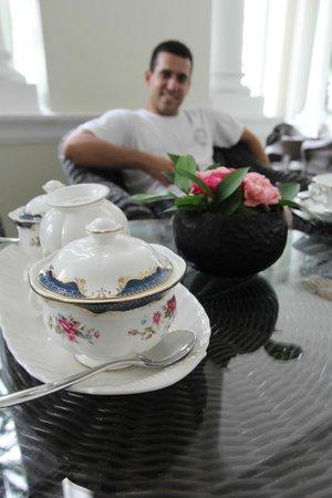 Carcosa Seri Negara: un tè perfetto