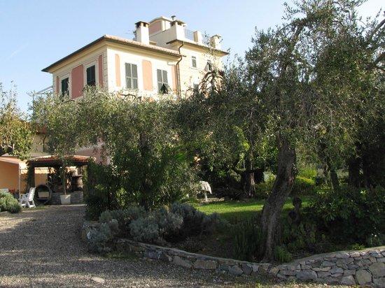Villa Rosa Di Lavagna