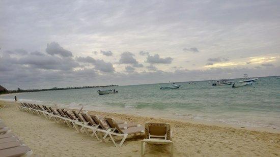 The Reef Coco Beach: More beach