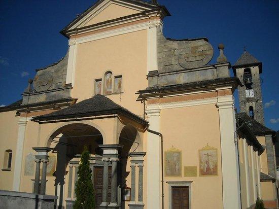 Domodossola: Chiesa di Vagna