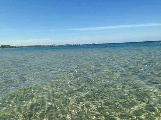 Sannicola, Włochy: spiaggia