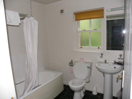Castle Gardens Holiday Homes: Salle de bains