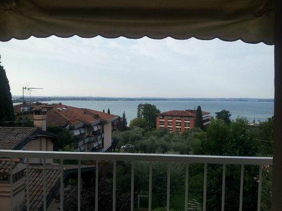 Villa Maria Hotel: Camera con vista