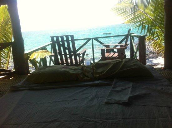 Va-i-Moana Seaside Lodge: our fale