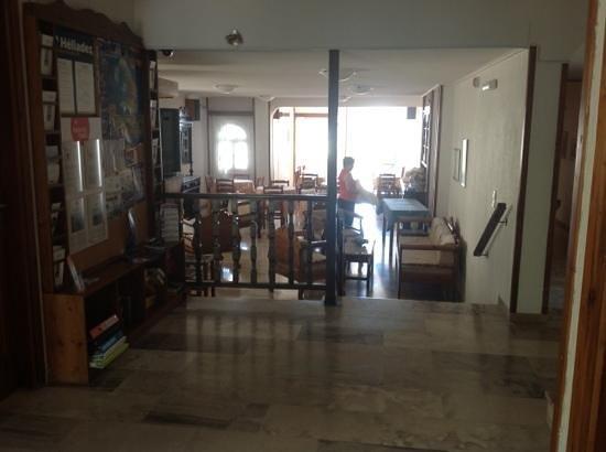 Artemis Hotel: zona colazione
