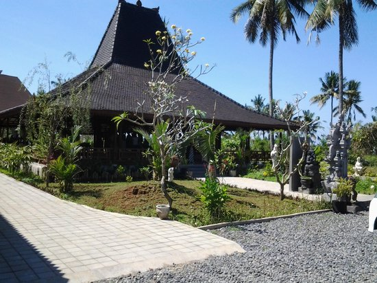 Bamboe Koening Restaurant: Restaurant Area