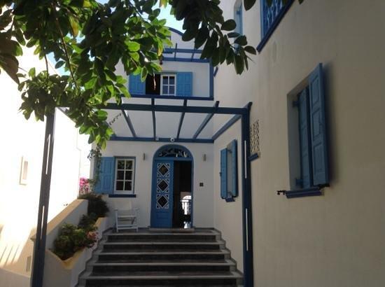 Artemis Hotel: ingresso