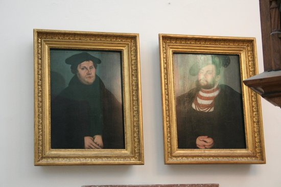 St.-Anna-Kirche: Lutero