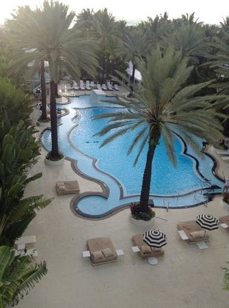 The Raleigh Miami Beach: view from room #400