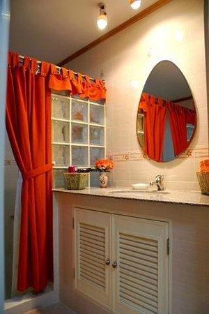 Mountain View Villas: Villa Bath Vanity