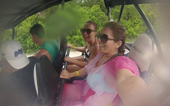 Dune Buggy Tours: Picture still from GoPro video