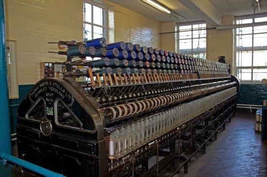 Bradford Industrial Museum: Bradford I dustrial Museum