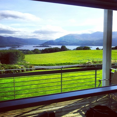 Aghadoe Heights Hotel & Spa: View from my Room
