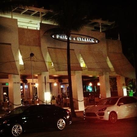 South Beach Restaurants Prime Italian