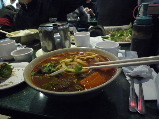 Pho Pasteur: zuppa