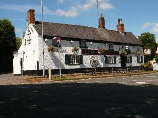 Kibworth Beauchamp, UK: The Coach and Horses Inn Kibworth.