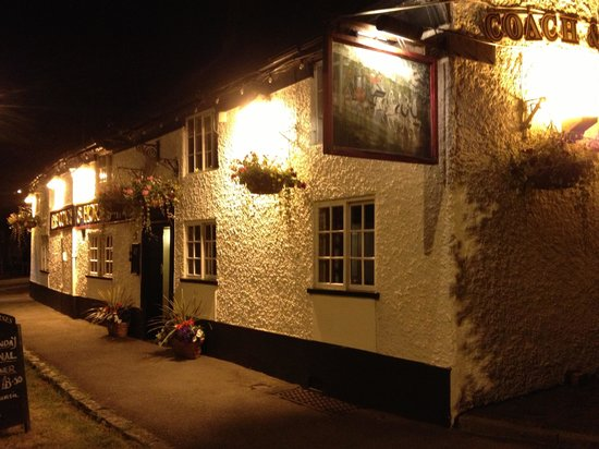 Coach and Horses: The Coach