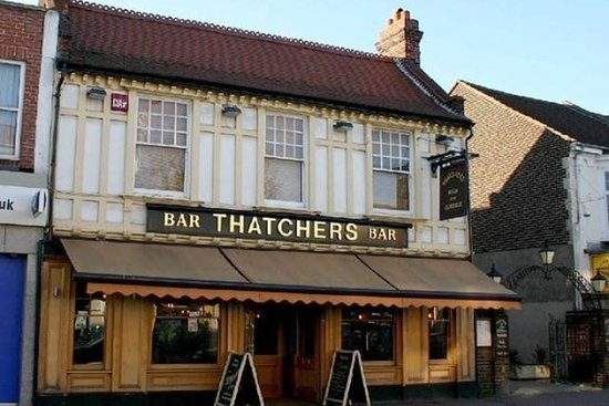 Thatchers bar