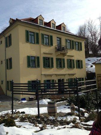 Rebenhaus Meissen: Ferienhaus