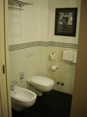 Pincio: salle de bain