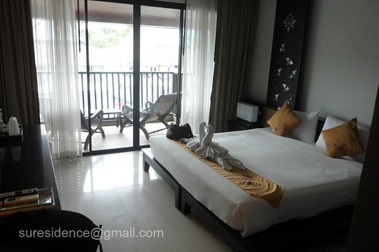 Ananta Burin Resort : Room View