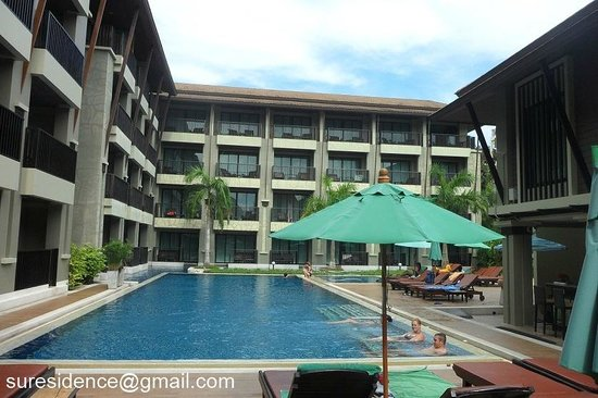 Ananta Burin Resort : Pool View