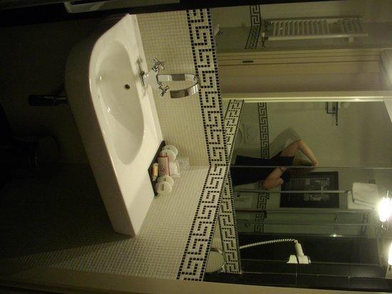Pincio : salle de bain