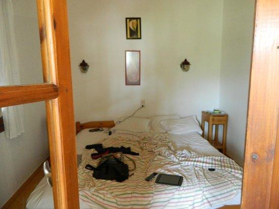 Takis - Sophie: La camera vista dal balcone