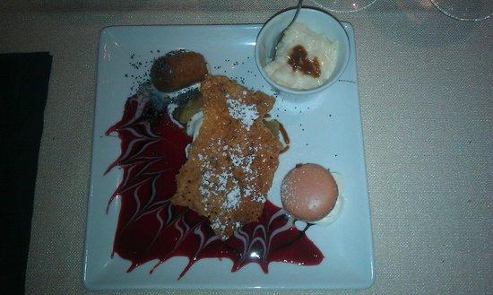 Les Saveurs : Le dessert gourmand, une merveille pour finir le repas !
